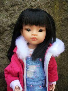 Znalezione obrazy dla zapytania lalka paola reina liu