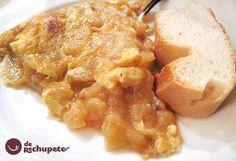 Nuevo vídeo en #youtube https://www.youtube.com/watch?v=LEeQgFIO0FU Una tortilla de patatas con cebolla. ¿Cómo la preparas tú? ¿Con o sin cebolla, le añades alguna cosilla más? #tortilla #derechupete