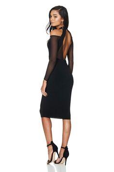 QUEEN MESH DRESS : Buy Designer Dresses Online at Nookie
