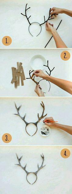 #diy Una linda idea para navida y fácil de hacer con pocos materiales