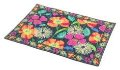 VERA BRADLEY Jazzy Blooms Placements (Set of 4) $34.99 SHIPPED FREE~~~ALSO FREE LOCAL DELIVERY NOW AVAILABLE WITHIN 10 MILES OF SANTA MONICA, CALIFORNIA ZIP CODE 90404~~~