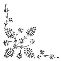 FLORAL HAND EMBROIDERY PATTERNS « EMBROIDERY & ORIGAMI