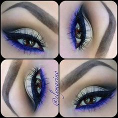 Gorgeous Makeup: Tips and Tricks With Eye Makeup and Eyeshadow – Makeup Design Ideas Gorgeous Makeup, Pretty Makeup, Love Makeup, Makeup Inspo, Makeup Art, Makeup Inspiration, Beauty Makeup, Beauty Tips, Lila Palette