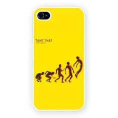 Take That - Progress iPhone 4 4s and iPhone 5 Case