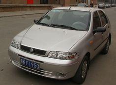 Nanjing Fiat Palio - Fiat Palio - Wikipedia, the free encyclopedia