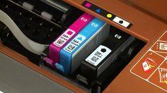 A HP programou impressoras para recusarem cartuchos não originais