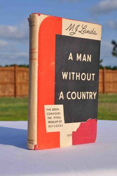 Book: A Man Without a Country by Meyer Jack  by MrsandMisscurio