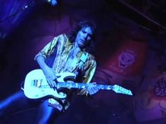"""Steve Vai - """"For The Love Of God"""" - G3 1996.  To guitarists, Steve Vai is huge, but the rest of the world knows nothing about him. He's considered to be one of the most influential guitarists in history and he has the skills to prove it."""