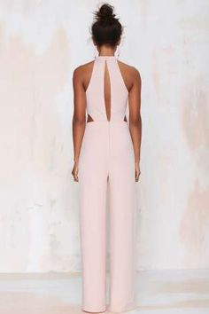 Nasty Gal Jeslina Cutout Jumpsuit at Nasty Gal