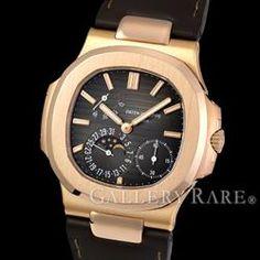 パテックフィリップ ノーチラス K18PGピンクゴールド 5712R-001 PATEK PHILIPPE 時計 ローズゴールド