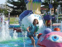 Water Park at the Entrance Kids Welcome New South, South Wales, 4 Kids, Day Trips, Entrance, Park, Water, Fun, Travel