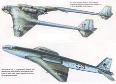 Arado E 555-10 y E 555-11 https://www.pinterest.com/docaviation/arado/