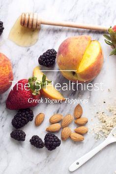 5 Healthiest Greek Yogurt Toppings: On #Steller