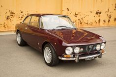 Unfortunately, the most desirable Alfa Romeos are the old timers, which are joked as being constructed from the remains of ships resting at the bottom of the Adriatic Sea. It's no secret most old Alfa Romeos have become crusty with corrosion. Rust is a se Alfa Romeo Gtv 2000, Alfa Romeo 1750, Euro, Alfa Gtv, Alfa Giulia, Rolls Royce Cars, Best Muscle Cars, Old Classic Cars, My Ride