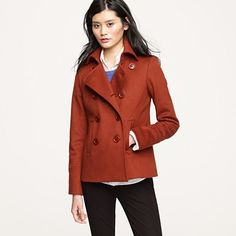 perennial peacoat (thinsulate)  perfect for fall!