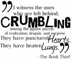 the book thief by markus zusak sorry for all the quotes but i can the book thief analysis prologue