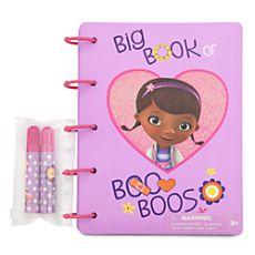 Doc McStuffins Big Book of Boo Boos $9.95