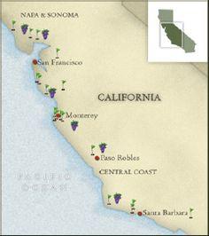Pebble Beach Golf Vacation Package   Santa Barbara Golf Vacation Package