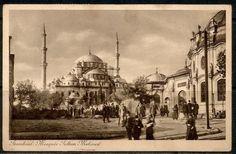 TURKEY Constantinople FATIH Mosque pc
