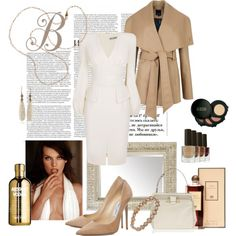 """White Russian"" by heather-peace on Polyvore"