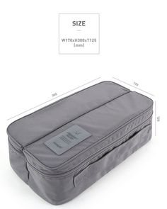 MochiThings.com: Dual Underwear Pouch