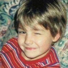 Aww, little Liam. <3