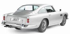 The Aston Martin DB5