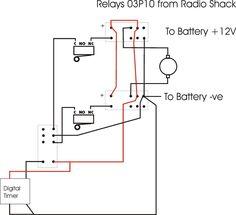wiring actuator chicken coop door