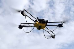 Drone Carrying Porn, Drugs and a Loaded Gun is Stopped Near Prison