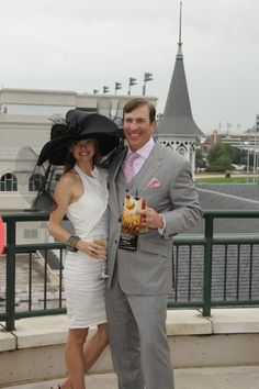 Hat Parade | 2013 Kentucky Oaks & Derby | May 3 and 4, 2013 | Tickets, Events, News. Like gray suit