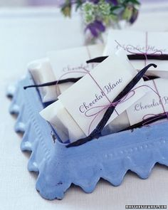 #DIY #Party #Favors from Martha Stewart