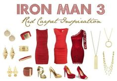 Headed to the Iron Man 3 World Premiere? Check out this Red Carpet Inspiration :) #IronMan3 #IronMan3Event