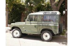 land rover 1965- defender corta