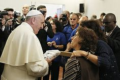 In document, pope lays out his vision for an evangelical church