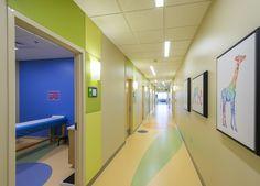 Level 3 | Children's Hospital Colorado South Campus | Children's Hospital | Colorado | children | healthcare | Schomp