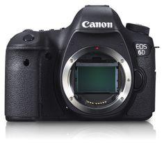 EOS 6D (Thân máy) - Canon Vietnam - Personal