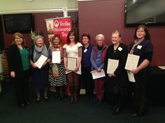 The 2015 Veolia Creative Arts Scholarships have been awarded to six local #GoulburnMulwaree artists > the winners were #MossVale composer May Howlett, #Goulburn fine artist Peta Thurling, #Nowra sculptor Lissa-Jane de Sailles, ceramicist Lisa Madden, #Mollymook painter Meagon Jacobs and #Nowra painter Tracy Davis