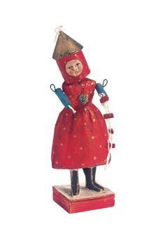 A Little Fiery Cracker by Debbee Thibault. http://florenceandgeorge.com