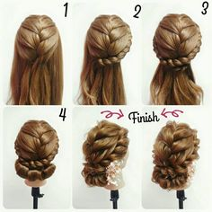wedding hairstyle 087
