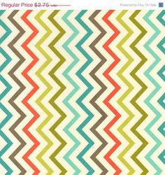 ON SALE Michael Miller Fat Quarter Fabric for by fivemonkeyfabrics, $2.42