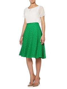 8bea0b63b35d Lace full skirt House of Fraser Linea £47 House Of Fraser, Waist Skirt,