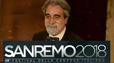 Peppe Vessicchio sarà presente al Festival di Sanremo 2018