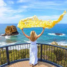 A home beauty- The Great Ocean road  Photo by @lesleyannemurphy  #luxurytravel #australia #naturalwonders #travel #thegreatoceanroad #getaways #photooftheday #worldtravelbook #worldofwanderlust