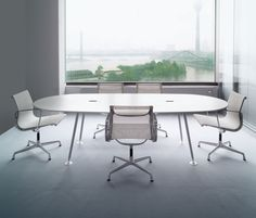 Chairs | Seating | Aluminium Group EA 105/108 | Vitra | Charles. Check it out on Architonic