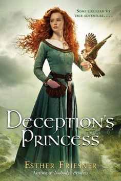 (Deception's princess #1) Maeve, princess of Connacht, was born with her fists clenched. And it's her spirit and courage that make Maeve her father's favorite daughter. But once he becomes the High King, powerful men begin to circle—it's easy to love the girl who brings her husband a kingdom. Yet Maeve is more than a prize to be won, and she's determined to win the right to decide her own fate. In the court's deadly game . . . 3.91 stars
