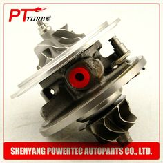 Garrett car turbos parts GT1749V turbocharger cartridge core CHRA 766340-5001S 773720-5001S 755046 for Fiat Croma II 1.9 JTD