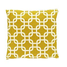 Mustard Pillow Cover Mustard / Yellow by AnyarwotDesigns on Etsy, $17.00