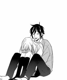 Haikyuu!Character × Reader __________________________  (Name) (Surnam… #fiksipenggemar # Fiksi Penggemar # amreading # books # wattpad Image Couple, Cute Couple Art, Cute Couples, Couple Manga, Anime Love Couple, Manga Anime, Cute Anime Coupes, Horimiya, Manga Love