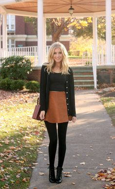 Most Attractive Teen Fall Outfits For School