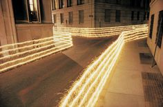 Eric Staller, light paintings - NYC
